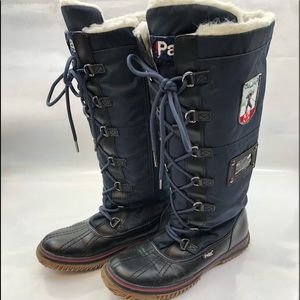 Pajar Women's Grip HIGH Snow Boots.